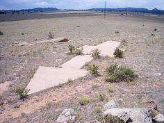 The Forgotten Giant Arrows that Guide you Across America - Air Mail Beacons - http://www.messynessychic.com