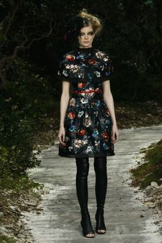 Karl Lagerfield talks about his spectacular new Spring Summer haute couture…