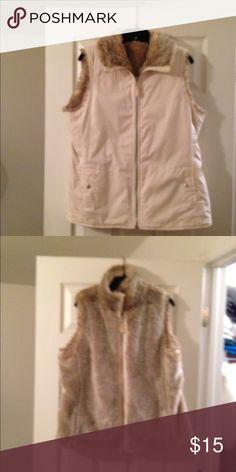Fur lined Vest Fur lined vest Jackets & Coats Vests
