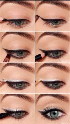 Stunning Eyeshadow Tutorial #Fashion #Musely #Tip