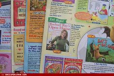 I used to love ordering books from Scholastic!