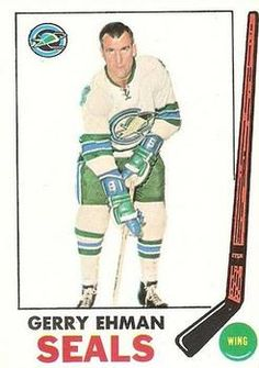 1969-70 Topps #83 Gerry Ehman Front