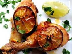 Pacific Lime Chicken