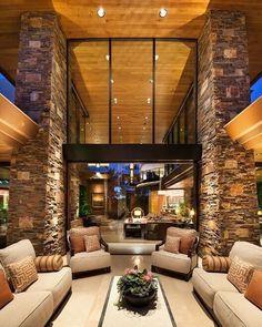 """12.7 mil curtidas, 46 comentários - Architecture & Interior Design (@myhouseidea) no Instagram: """"Get Inspired, visit: www.myhouseidea.com @mrfashionist_com @travlivingofficial #myhouseidea…"""""""