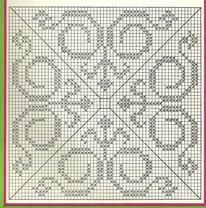 It is a website for handmade creations,with free patterns for croshet and knitting , in many techniques & designs. Crochet Tablecloth Pattern, Crochet Motif, Crochet Stitches, Knit Crochet, Crochet Patterns, Filet Crochet Charts, Crochet Table Runner, Manta Crochet, Vintage Knitting