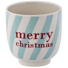 Mit dem richtigen Becher schmeckt das warme Getränk zur Weihnachtszeit einfach besser! Sei es für einen Kaffee, heisse Schokolade, Kakao oder Wintertee. Diese Tasse aus Keramik hält alles aus und verbreitet direkt Weihnachtsstimmung.
