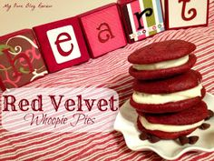 My Own Blog Review: Valentine's Day Dessert Recipe Roundup
