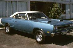 old school '69 Dodge Super Bee