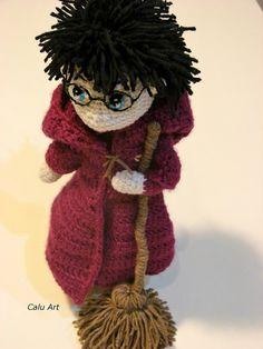Calu Art: Harry Potter....