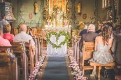 Dekoracje kościoła dekoracje ślubne organizacja wesel ślub w plenerze