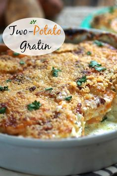 Potatoes on Pinterest | Gratin, Sweet Potato Cakes and Potatoes