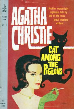 Agatha Christie - Cat Among the Pigeons