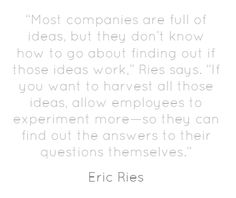 Question Every Company Should Ask Itself - How can we make a better experiment?
