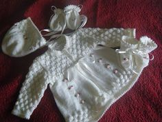 Ravelry: f4frogs' Adelaide's layette