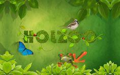 Holzoo HD Wallpaper