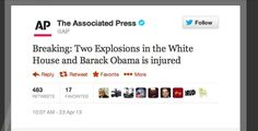 AP Twitter account hacked