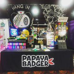 Badger, Printed Materials, Say Hi, Laser Engraving, Printing, Display, Artist, Fabric, Instagram