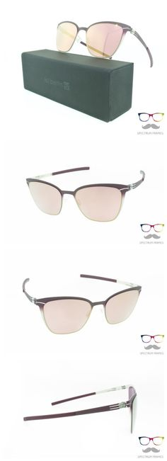 Other Unisex Eyewear 179246: Ic! Berlin Sunglasses Birgit D Candy Fade Rose Red Mirror Lenses Metal Frames -> BUY IT NOW ONLY: $369 on eBay!