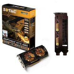 New Zotac ZT-50702-10M Geforce GTX 560 Graphics Card 950 Mhz Core 1 GB GDDR5 SDRAM 256 Bit by Zotac. $265.49