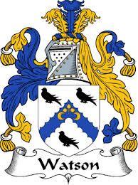 Clan Watson arms