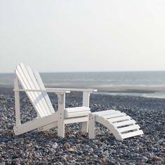 Chaise longue  very similar to Adirondack ... an American icon