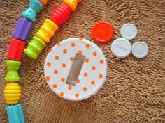 Brinquedo de lata | Can toy tutorial