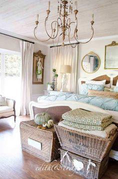 25+ Romantisches Schlafzimmer Dekor Ideen, Um Ihr Zuhause Stilvoller Auf  Ein Budget