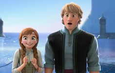 With all back to normal in Arendelle, there's only one thing left to fix.