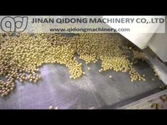 Pet food and fish feed production video
