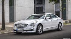 2017 Cadillac CT6 (Euro-Spec) - Front Three-Quarter - Picture # 4