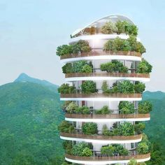The Canopy Tower in Hong Kong