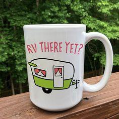 camping mug - humour, RV funny humor, camping and RV quotes