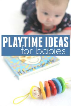 Toddler Approved!: Playtime Ideas for Babies