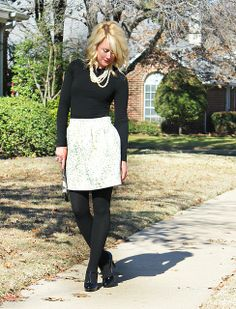 Holiday Outfit by hi sugarplum!, via Flickr