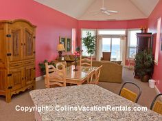 No Worries ~ Island Cottages ~ Beach Front ~ St. George Island Florida - Collins Vacation Rentals