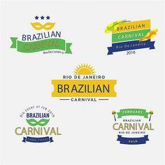 En güzel dekorasyon paylaşımları için Kadinika.com #kadinika #dekorasyon #decoration #woman #women free vector Happy Brazil Carnival Tags & Logos
