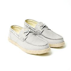 Malibu Men's Light Gray now featured on Fab.