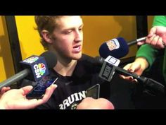 Video of Dougie Hamilton's postgame interview after the Bruins' 2-1 win over Winnipeg Monday.