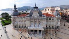 Cartagena, Spain city hall #trivo