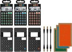 Teenage Engineering Pocket Operator PO-10 Super Set