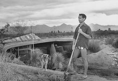 Paolo Soleri, Italian  Visionary architect who created the experimental Arizona eco-town Arcosanti