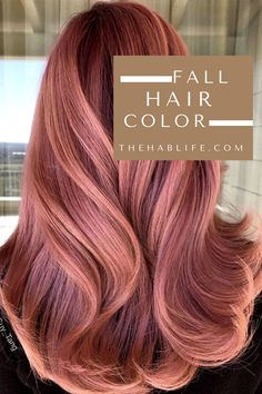 Faded Hair Color, Hot Hair Colors, Hair Color Pink, Winter Hair Colors, Winter Hairstyles, Unique Hairstyles, Red Hair Trends, Wine Hair, Hair Color Techniques