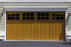 very nice color garage door. and very nice design garage door