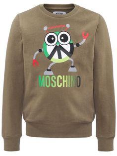 Moschino sweatshirt,Moschino kids Fashion, designer fashion for kids, fashion outfits kids, luxus label Kids Fashion, Fashion Outfits, Fashion Design, Moschino, Kids Outfits, Label, Fancy, Sweatshirts, Sweaters