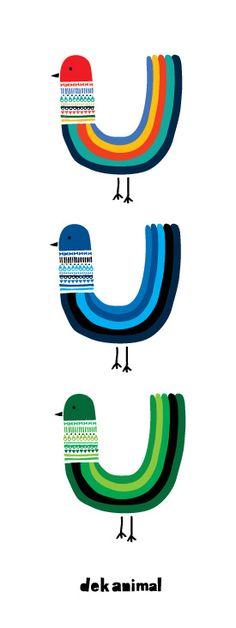 Rainbow Bird Art Print Animal Illustration Drawing by dekanimal White Bird Tattoos, Little Bird Tattoos, Bird Tattoo Men, Bird Tattoo Back, Black Bird Tattoo, Feather Tattoos, Vogel Illustration, Illustration Animals, Bird Of Paradise Wedding