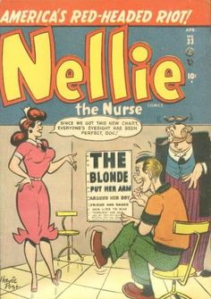 Nellie the Nurse #33