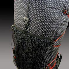 huckePACK CORE - ultralight outdoor equipment - handcrafted in germany