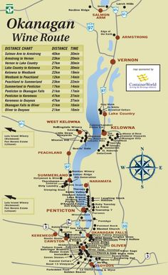 Best Wineries in Kelowna Sommelier Emily Walkers South Okanagan Wine Tour Itinerary To Die West Coast Canada, Vancouver, Voyage Canada, Broadway, Western Canada, Parc National, Le Far West, Canada Travel, Canada Trip
