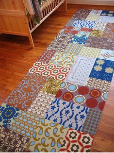 Flor carpet tile squares to create a custom rug just your size & style. - Dose of Modern Inspiration - Design Dazzle