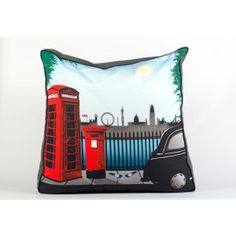 London Cooing or is it London calling?! :).... £100 incl postage..... #london #cushions #blackcab